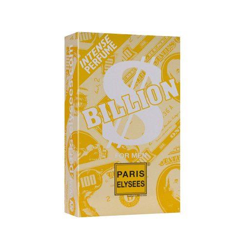 Embalagem Billion Paris Elysees Toilette - similar one million
