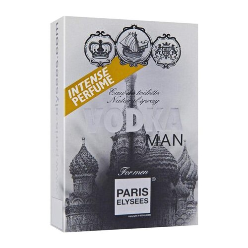 perfume Vodka Man Paris Elysees Contratipo CH Vip Masculino100ml