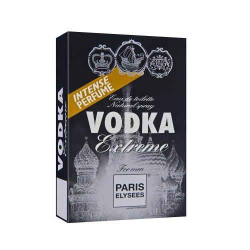 Vodka Extreme perfume Paris Elysees