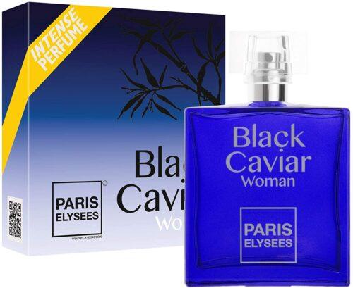 Black Caviar Paris ELysees contratipo Armani Code Feminino