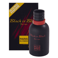 Black is Black perfume masculino Paris Elysees