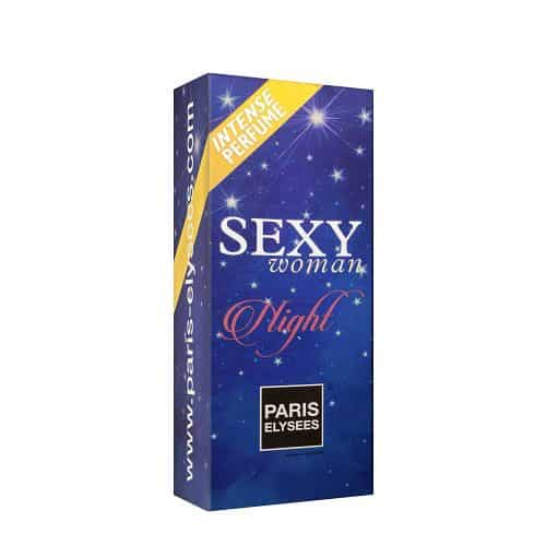 Sexy Woman Night Embalagem - Similar Hypnose