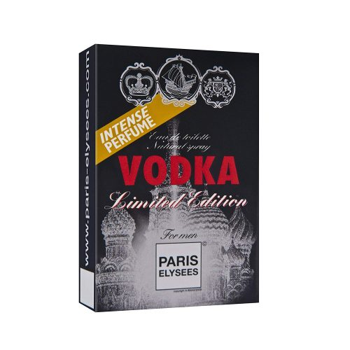 Vodka Limited Edition Paris Elysees 100 ml EDT