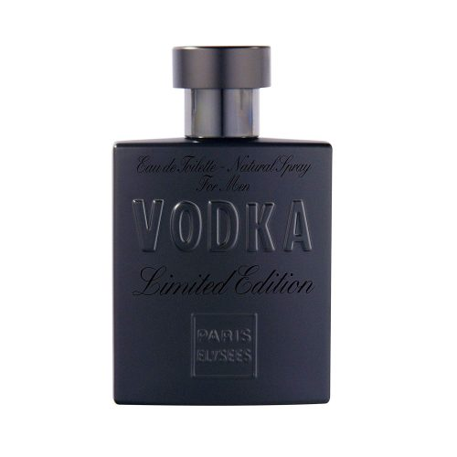 Vodka Limited Edition Paris Elysees contratipo de Swiss Army
