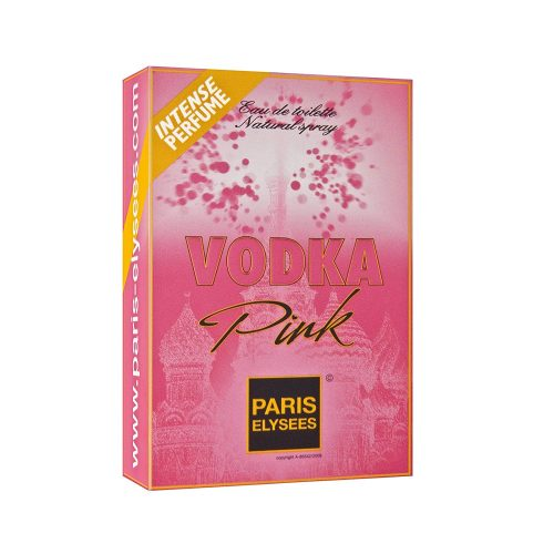 Vodka Pink contratipo Flowerbomb