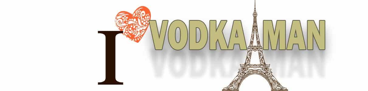 Banner Perfume Vodka Man Similar 212 VIP CH