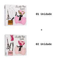 Kit La Petit Fleur com 03 unidades