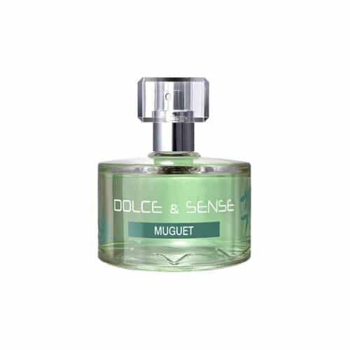 Dolce & Sense Muguet parfum 60ml frasco de vidro com vaporizador