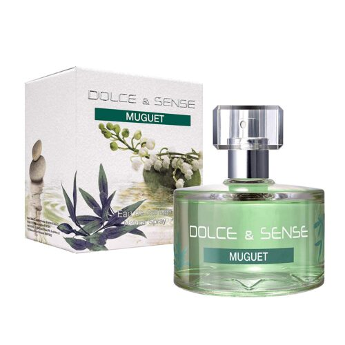 Linha Doce Sense Muguet parfum 60ml Cx e Frasco