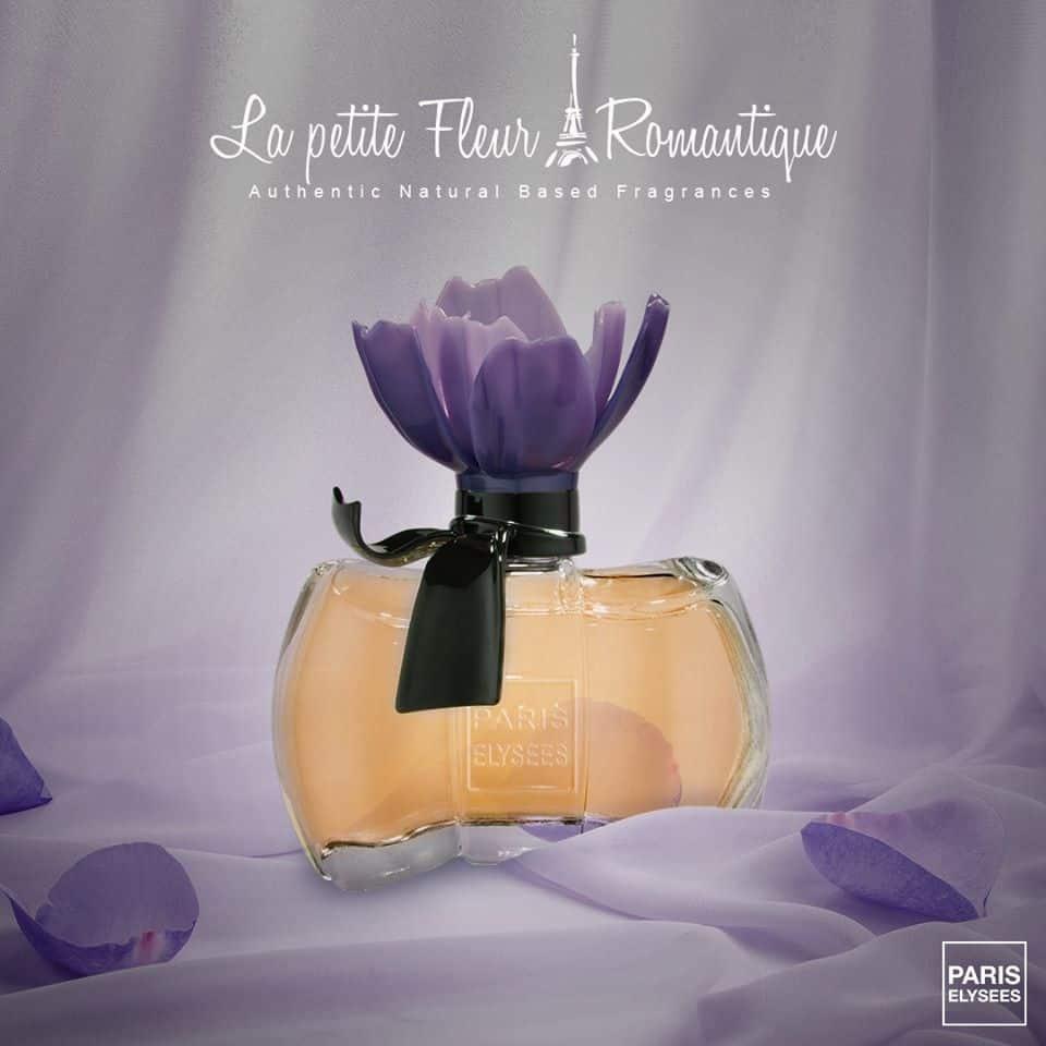 La Petit Fleur Romantique Paris Elysees