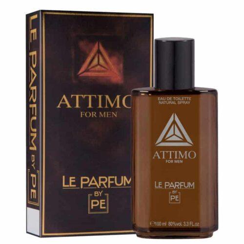 Perfume Attimo Paris Elysees contratipo Azzaro Intense