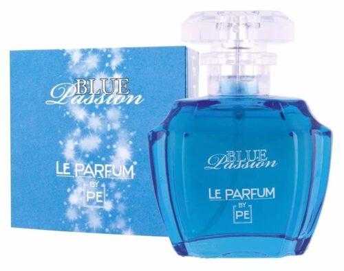 Blue Passion Inspirado no Angel de Thierry Mugle