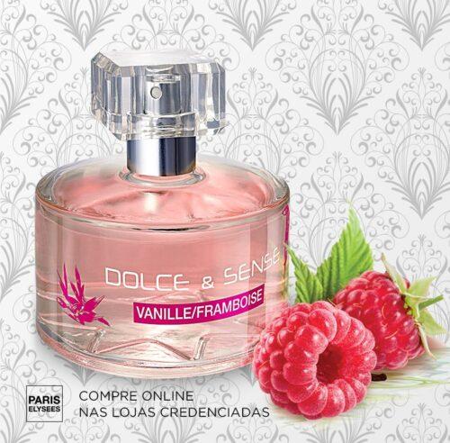 Dolce Sense Vanilla/Framboesa