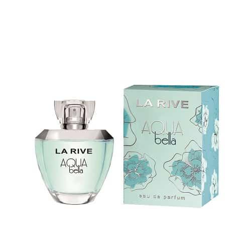 La Rive Aqua Bella é um feminino floral. Contratipo do Acqua di Goia.