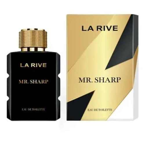Mr Sharp da La Rive é Eau Toilette, inspirado no Bad Boy