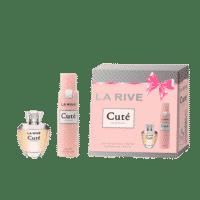Kit La Rive Cutè Eau de Parfum 100 ml + Desodorante 150 ml