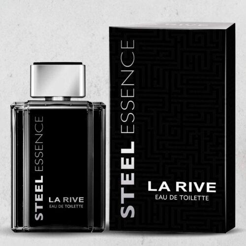 Steel Essence da La Rive, masculino contratipo do Silver Scent