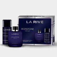 Kit Ironstone contém 1 perfume edt de 100 ml, Contratipo do Bleu Chanel.