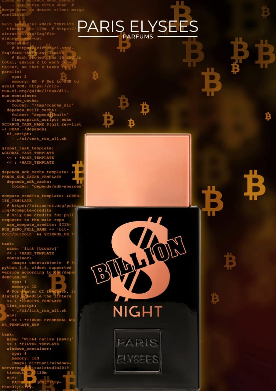 Billion Night Paris Elysees