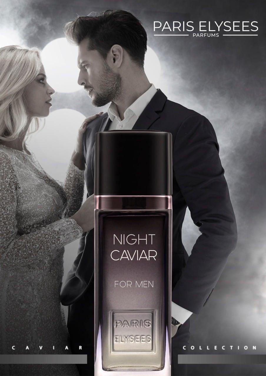 Night Caviar Paris Elysees